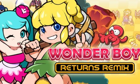 Wonder Boy Returns Remix Prepared