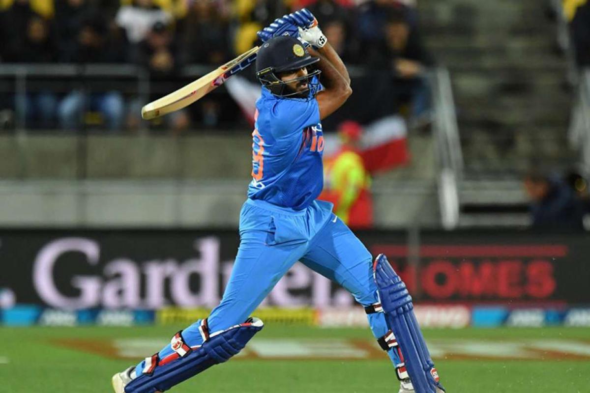 World Cup 2019 Vijay Shankar Bole