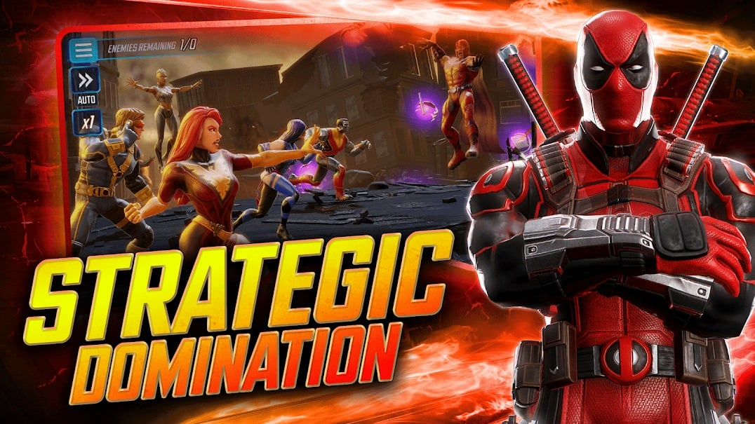 MARVEL Strike Force Android WORKING Mod APK Download 2019