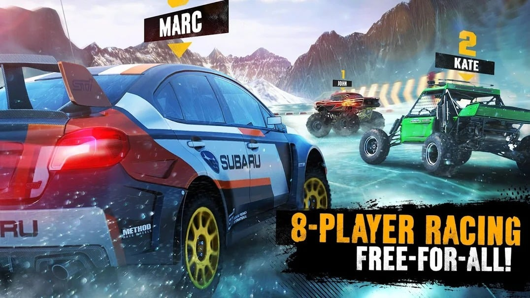 Asphalt Xtreme Rally Racing Android WORKING Mod APK Download