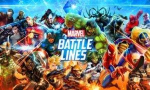 MARVEL Battle Lines iOS WORKING Mod Download 2019