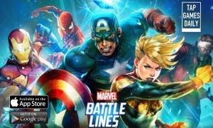 MARVEL Battle Lines Android WORKING Mod APK Download 2019