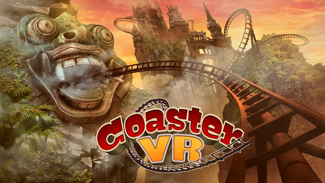 VR Roller Coaster Temple Rider Android WORKING Mod APK Download 2019