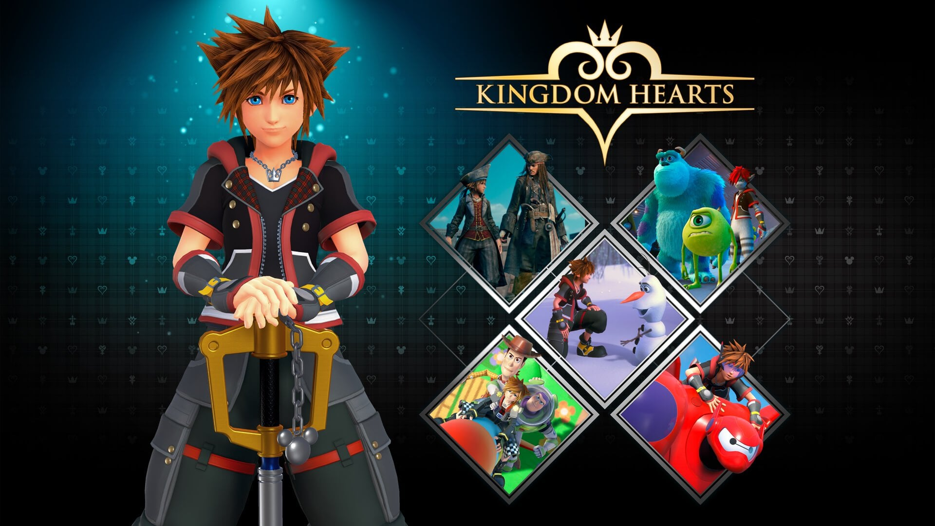 Kingdom Hearts 3 PC Full Version Free Download