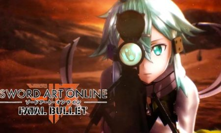 Sword Art Online Fatal Bullet Full Version Free Download