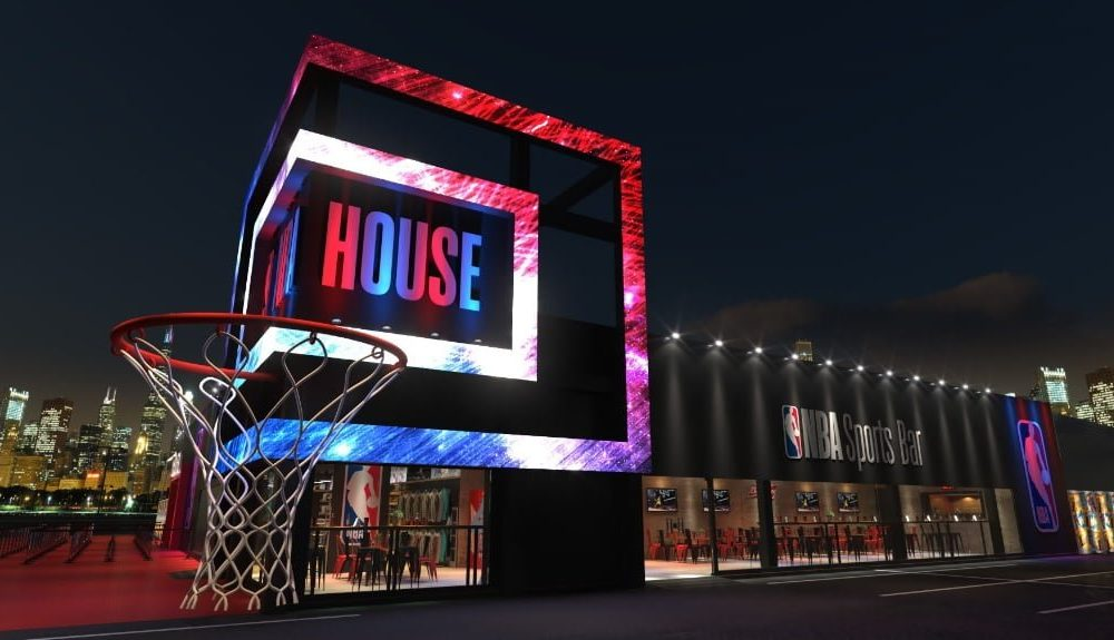 Former basketball league partner joins Budweiser in thematic space