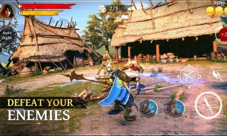 Iron Blade Medieval Legends RPG Android WORKING Mod APK Download 2019