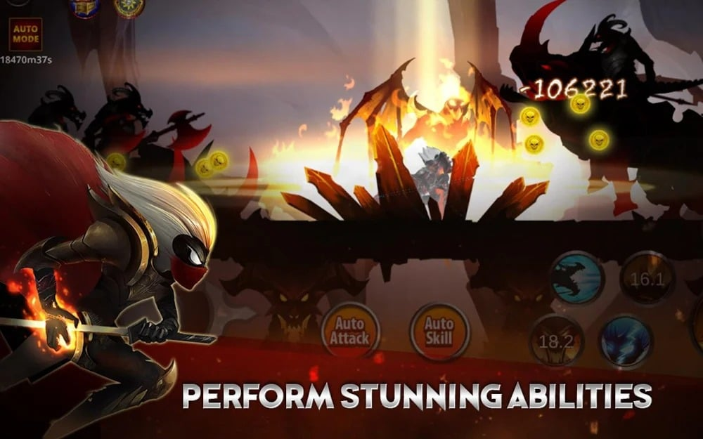 battle arena heroes adventure hack apk
