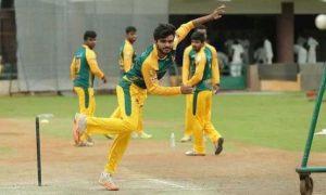 Spinner Sinan Abdul Khadir shines in the first season of domestic cricket