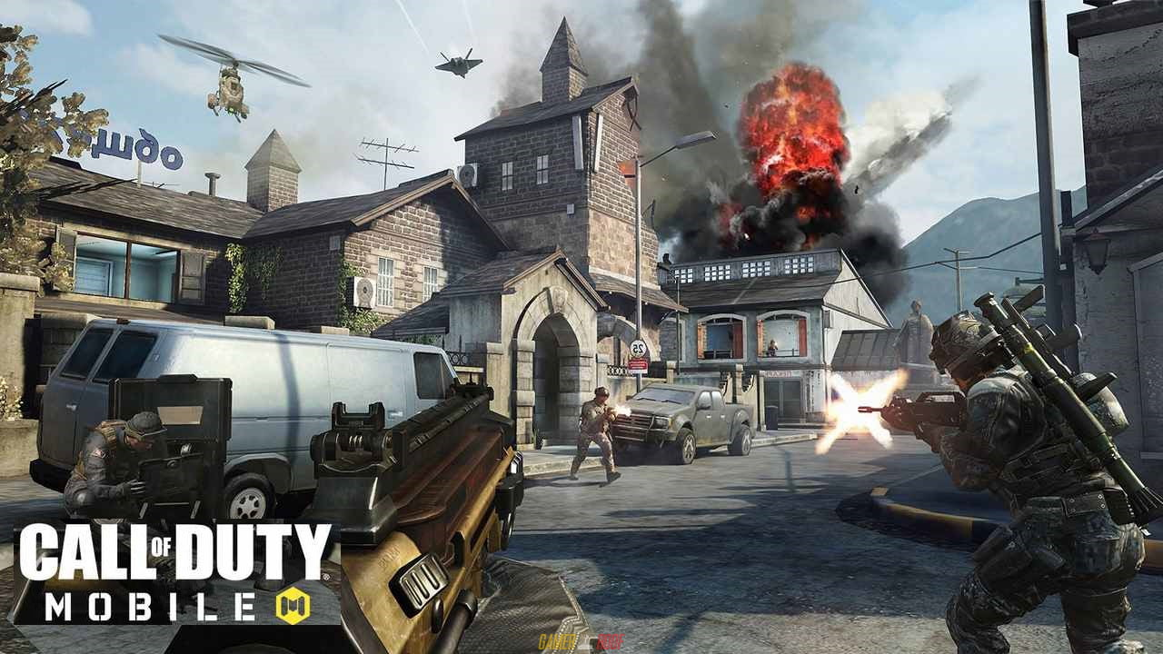 Call of Duty Mobile UK Beta LIVE Android Version Full Game Free Download