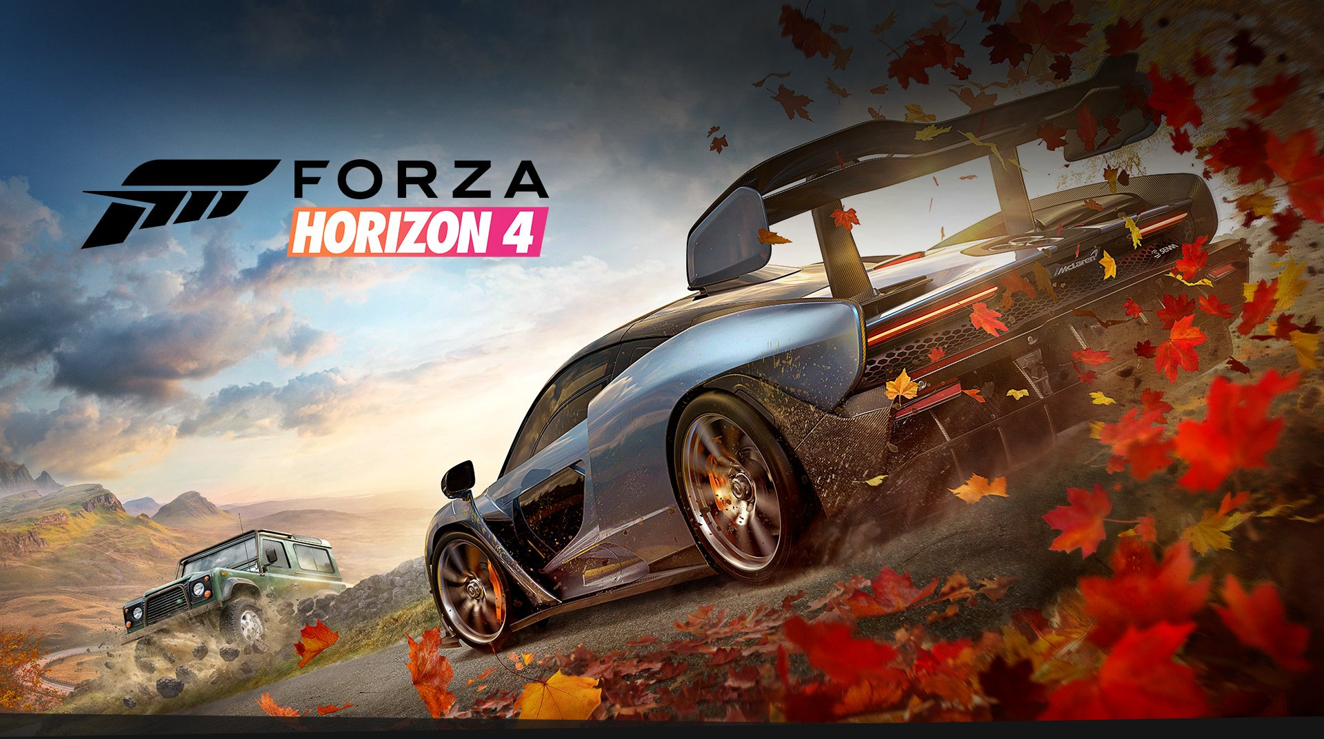 Forza Horizon 4 PS4 Version Full Game Free Download