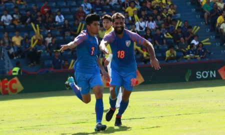 King's Cup 2019 India beat host Thailand, Anilwara Thapa scored the only goal