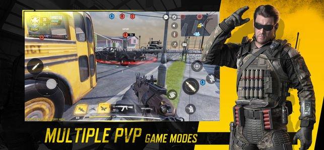 Call of Duty Mobile iOS Version Launched on App Store Full Game Free Download