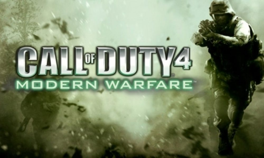 An installment in the Call of Duty series