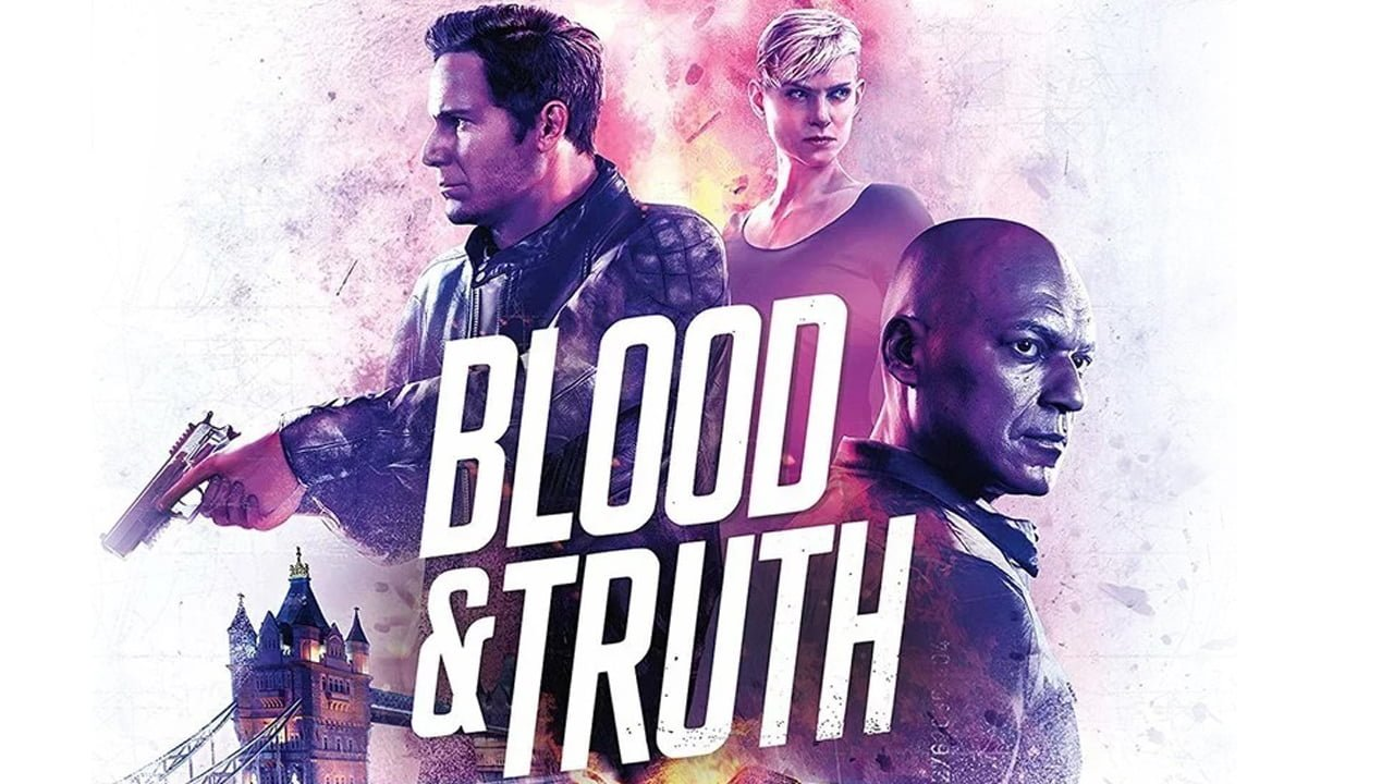 Blood and Truth PSVR Full Version Free Download