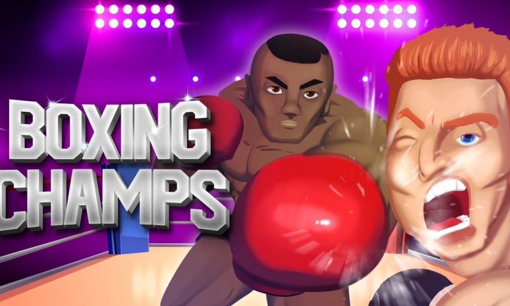 Boxing Champs PC Version Full Game Free Download