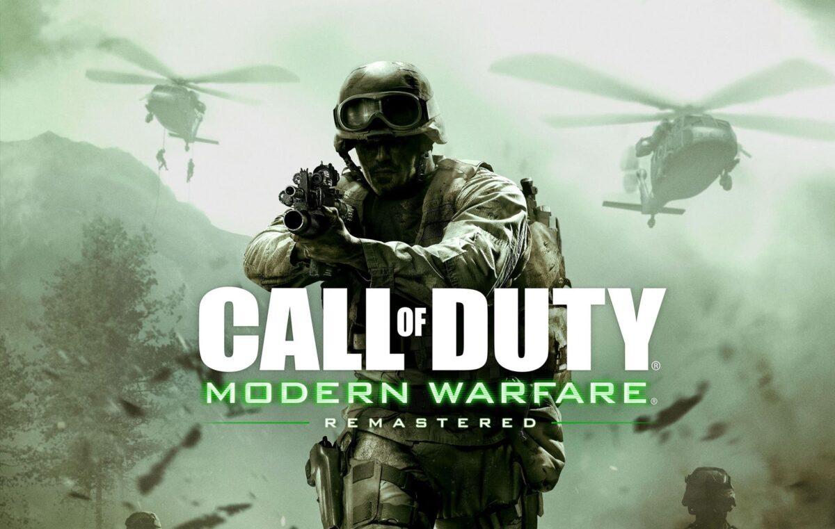COD Modern Warfare Remastered Update 1.15 Released Full Details Here