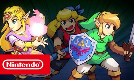 Cadence of Hyrule Nintendo Switch Version Full Game Free Download
