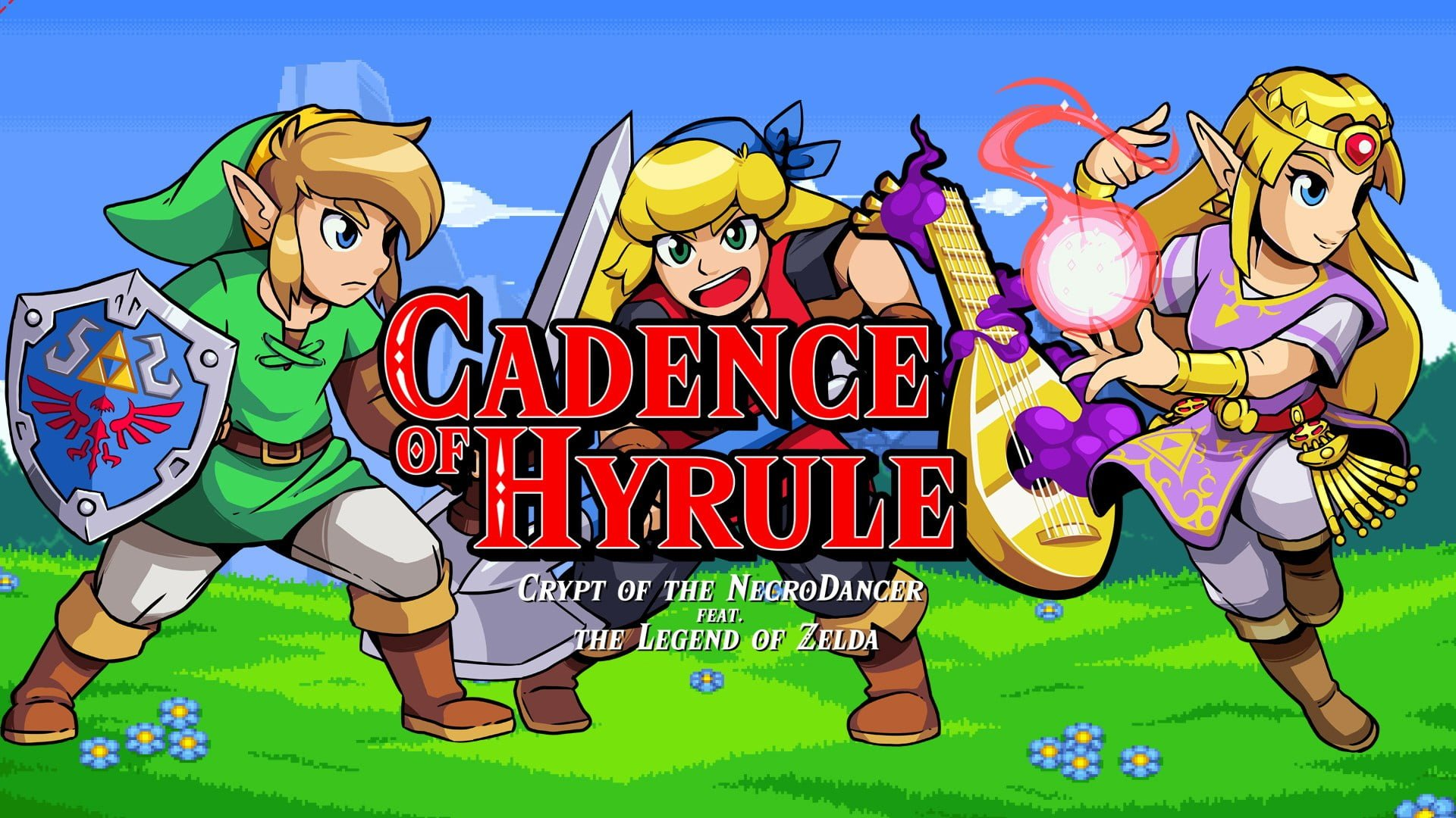 Cadence Of Hyrule Pc Version Full Game Free Download Gf
