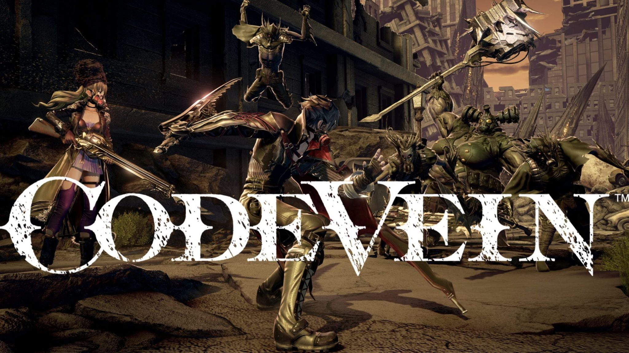 Code Vein Xbox One Version Full Game Free Download