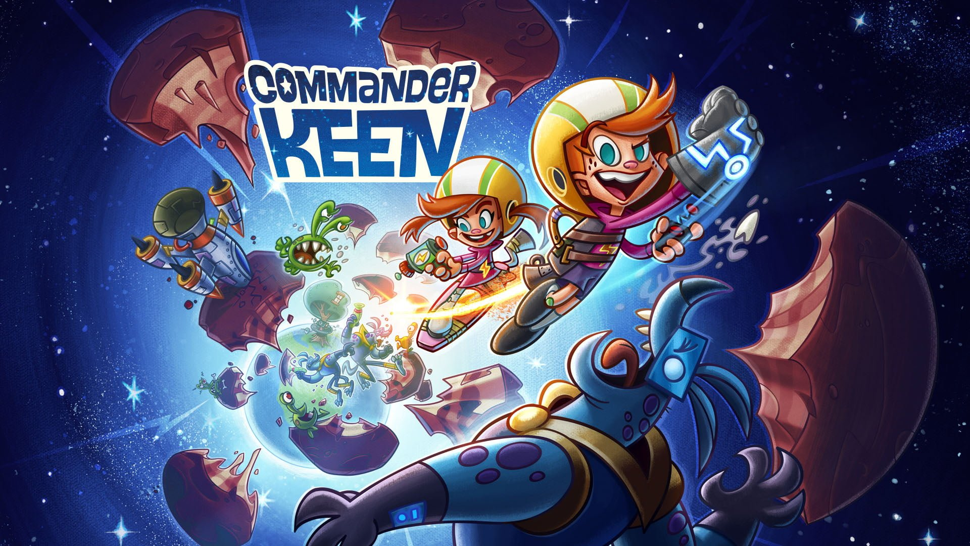 Commander Keen Mobile Android WORKING Mod APK Download 2019