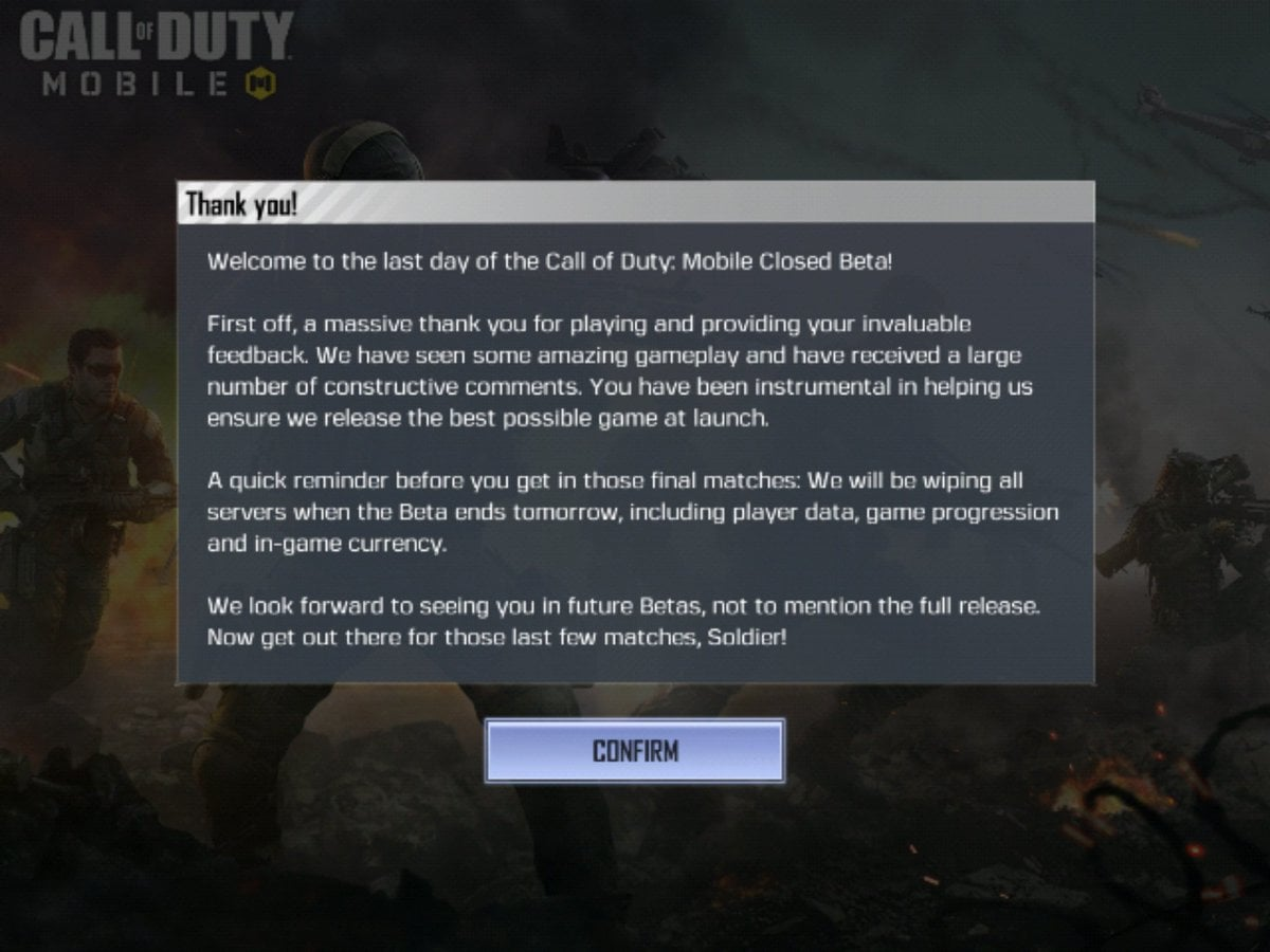 COD Mobile Release Date Basically Confirmed Call of Duty Mobile