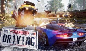 Dangerous Driving PC Version Full Game Free Download