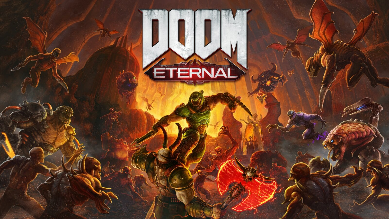 Doom Eternal PC Version Full Game Free Download
