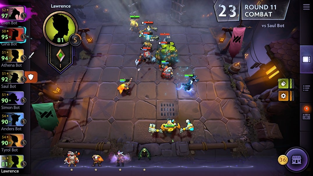 Dota Underlords Mobile Android WORKING Mod APK Download · FrontLine