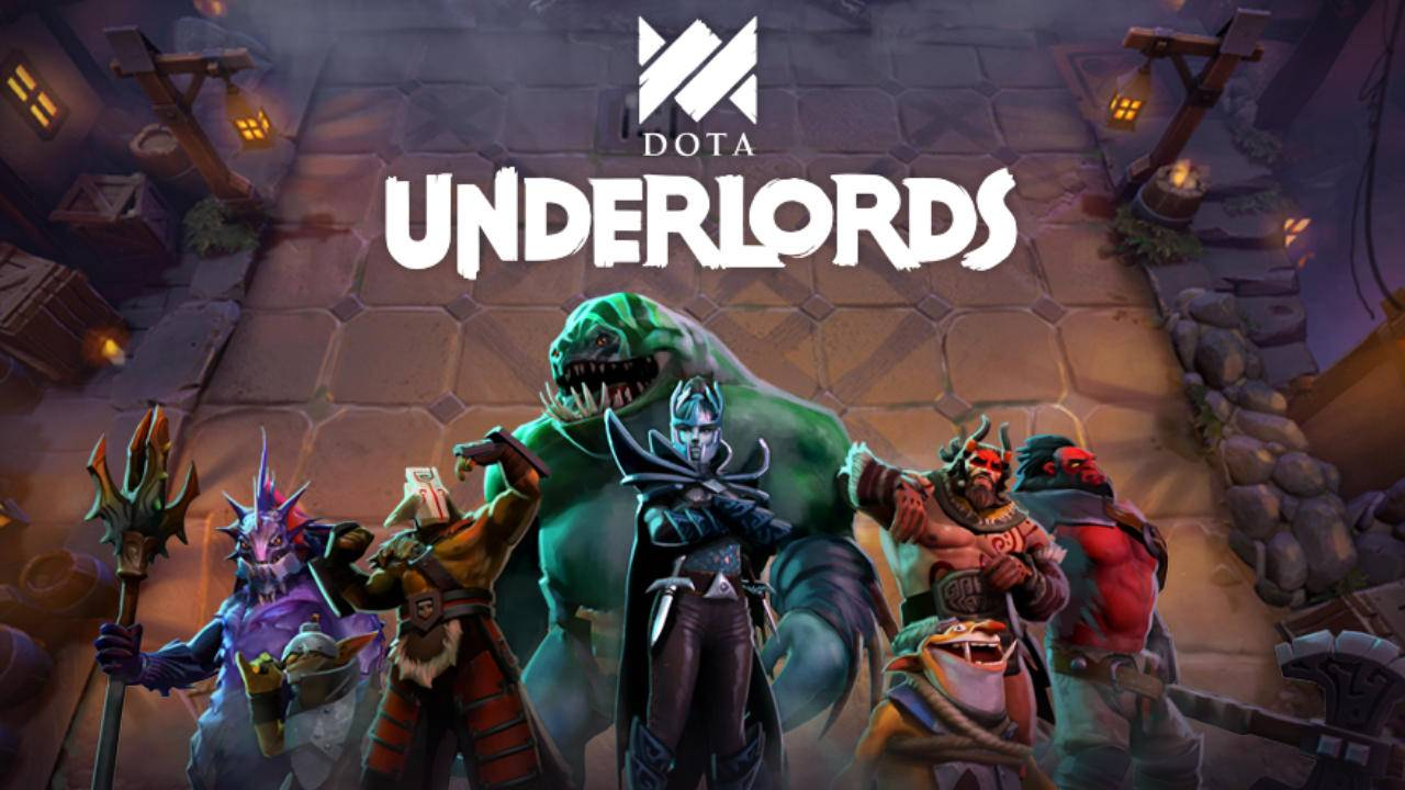 Dota Underlords PS4 Version Full Game Free Download · FrontLine Gaming