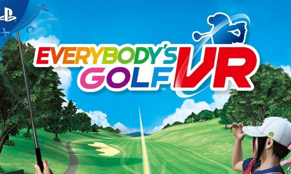 Everybodys Golf VR PSVR Version Full Game Free Download
