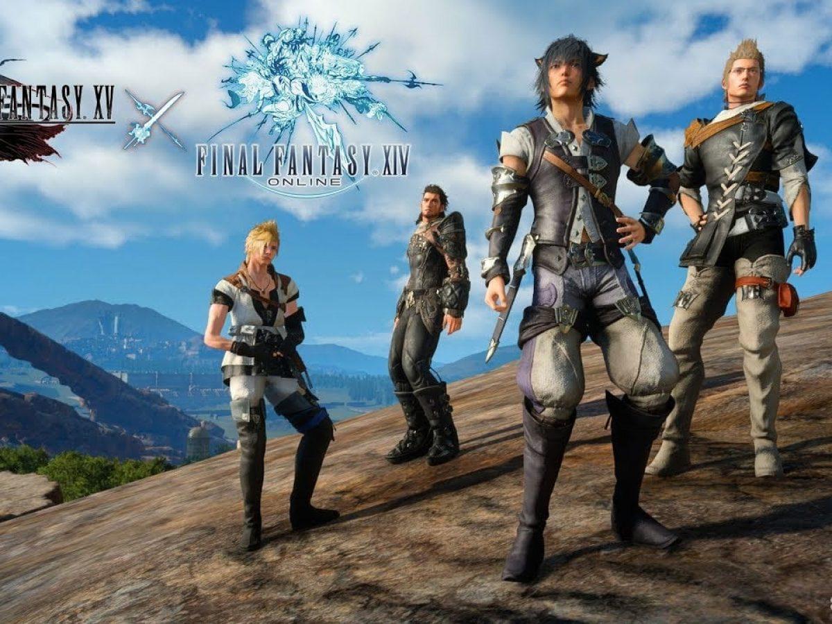 Final Fantasy Xiv Online Pc Version Full Game Free Download Gf