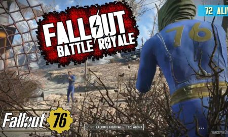 Fallout 76 Battle Royale Mode Nuclear Winter PC Version Full Game Free Download