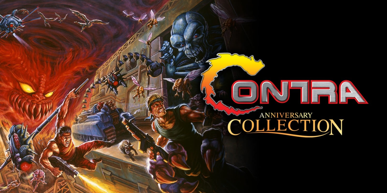 Contra Anniversary Collection PC Version Full Game Free