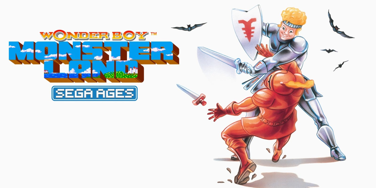 Wonder Boy Monster Land PC Version Full Game Free Download