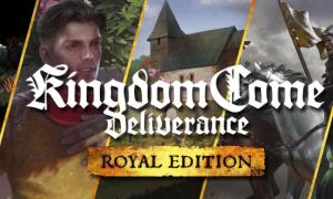 Kingdom Come Deliverance ROYAL EDITION PC Version Full Game Free Download