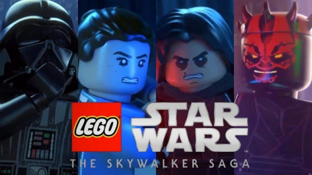 Lego Star Wars The Skywalker Saga Ps4 Version Full Game Free Download Gf