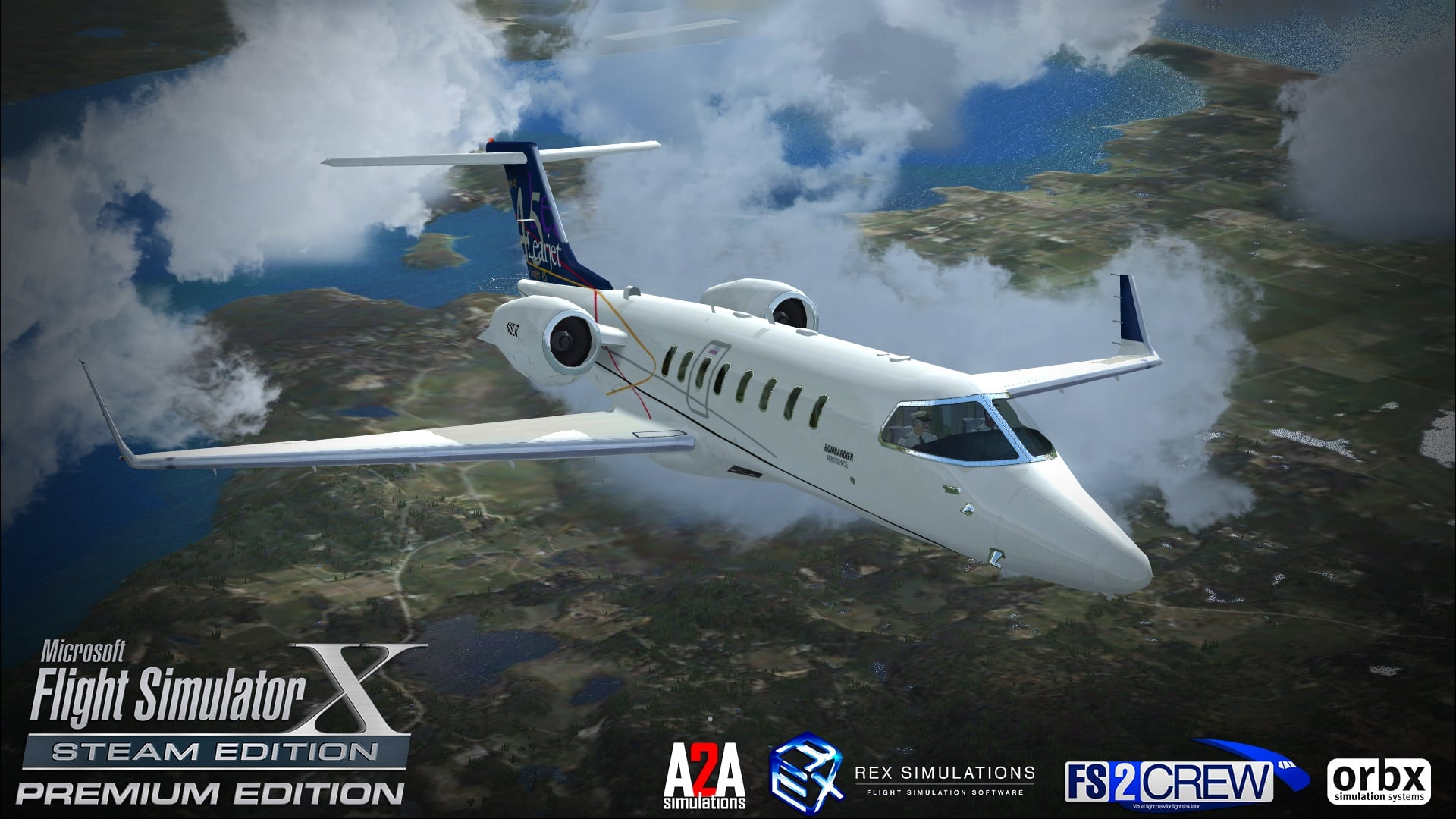 Microsoft Flight Simulator X Steam Edition PC Version Full Game Free