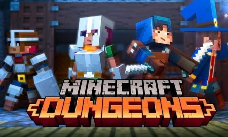 Minecraft Dungeons PC Version Full Game Free Download