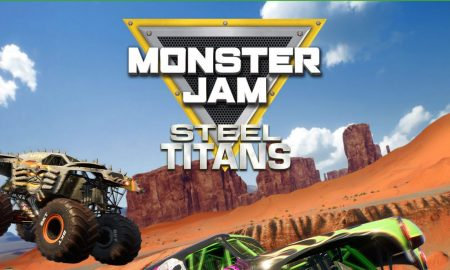 Monster Jam Steel Titans PC Version Full Game Free Download