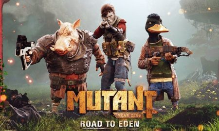 Mutant Year Zero Road to Eden PC Version Full Game Free Download
