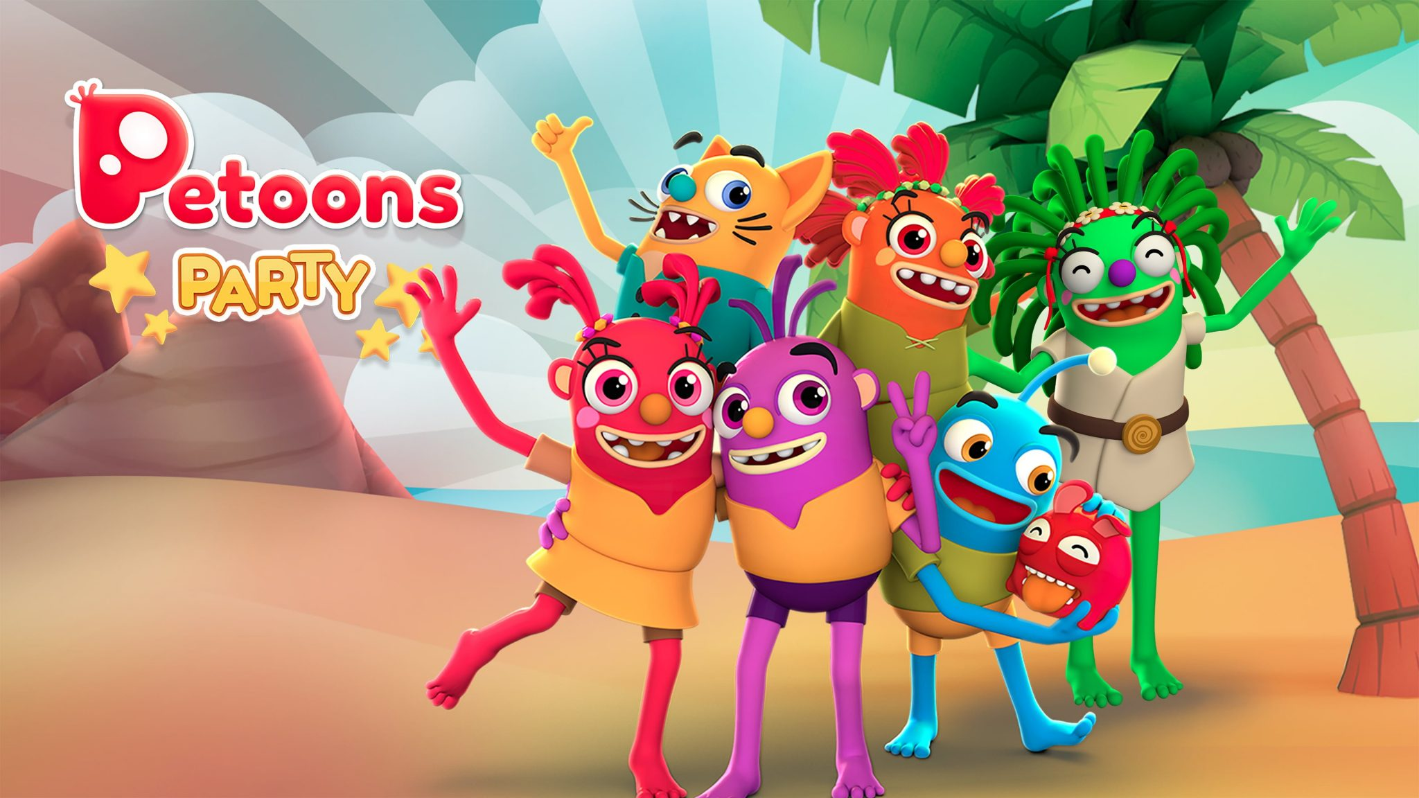 Petoons Party Xbox One Version Full Game Free Download
