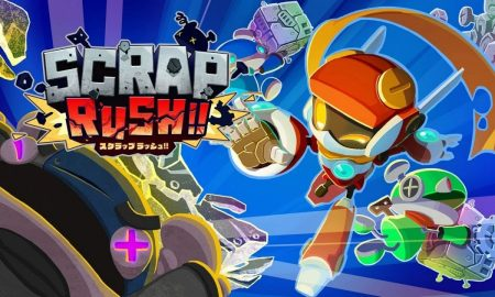 SCRAP RUSH PC Version Full Game Free Download