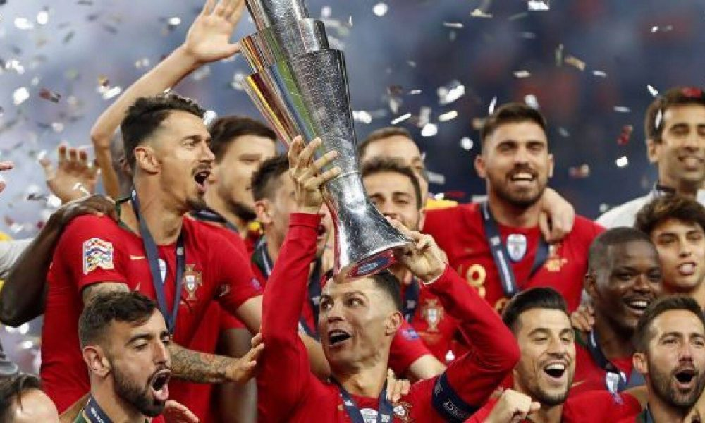 Nations league 2019 Portugal win title by defeating Netherlands