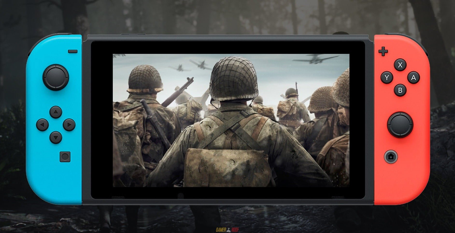 Call of Duty Nintendo Switch Version Launched on Store Full Game Free Download