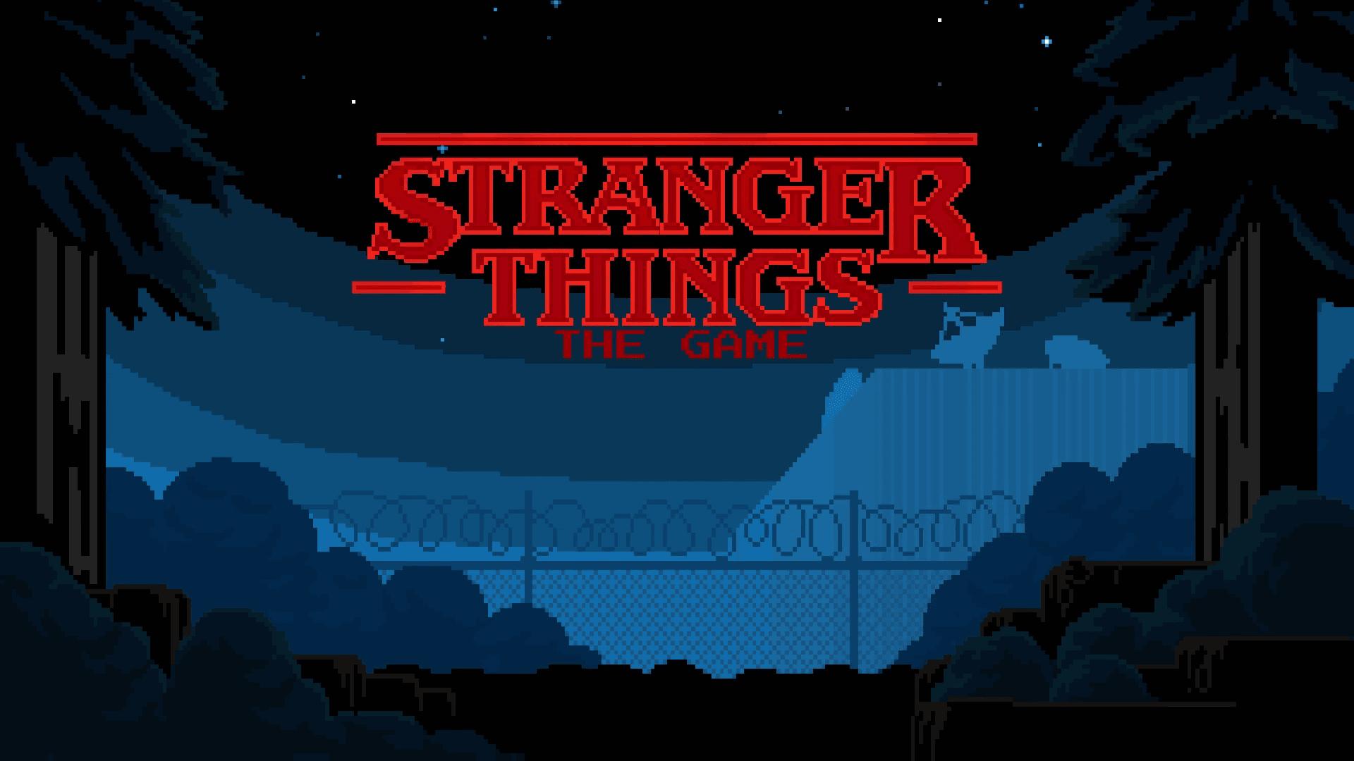 Stranger Things 3 The Game PC Version Full Game Free Download
