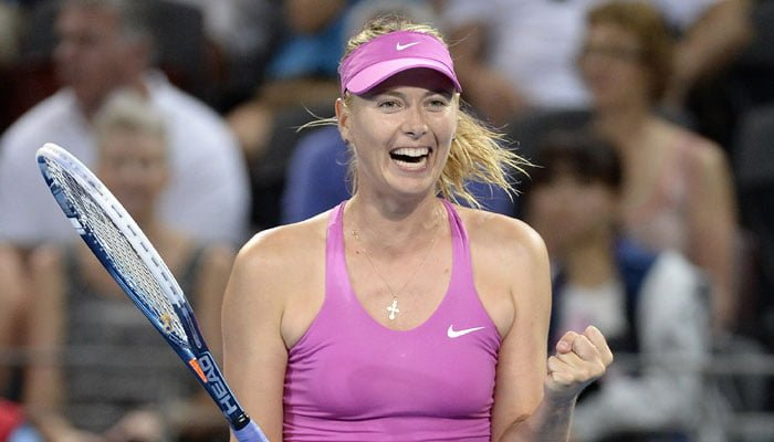 Tennis Former champion Maria Sharapova will return to court on Marloka Open
