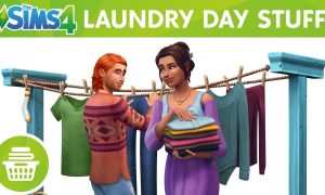 The Sims 4 Laundry Day Stuff PC Version Full Game Free Download