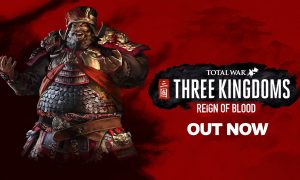 Total War THREE KINGDOMS Reign of Blood Release PC Version Full Game Free Download