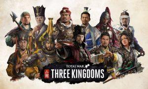 Total War THREE KINGDOMS Release PC Version Full Game Free Download